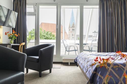 Dom Hotel Augsburg Maisonette