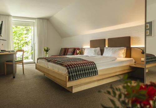 Dom Hotel Augsburg Standard Doppelzimmer